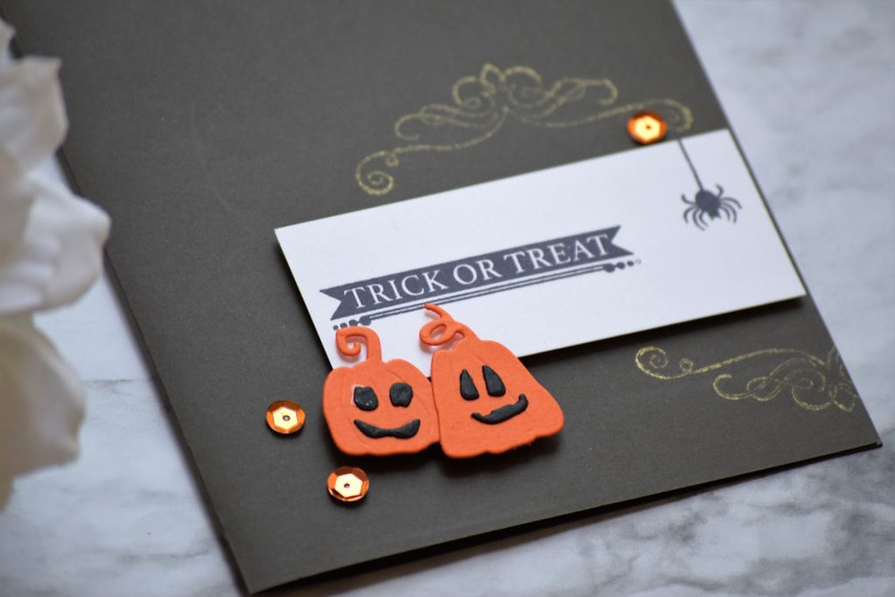 Trick or treat card 2