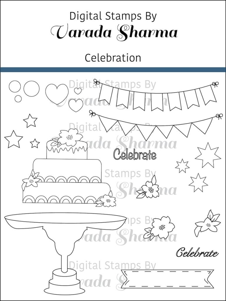 Celebration Stamp Set