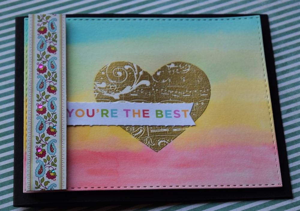 emboss resist card 2