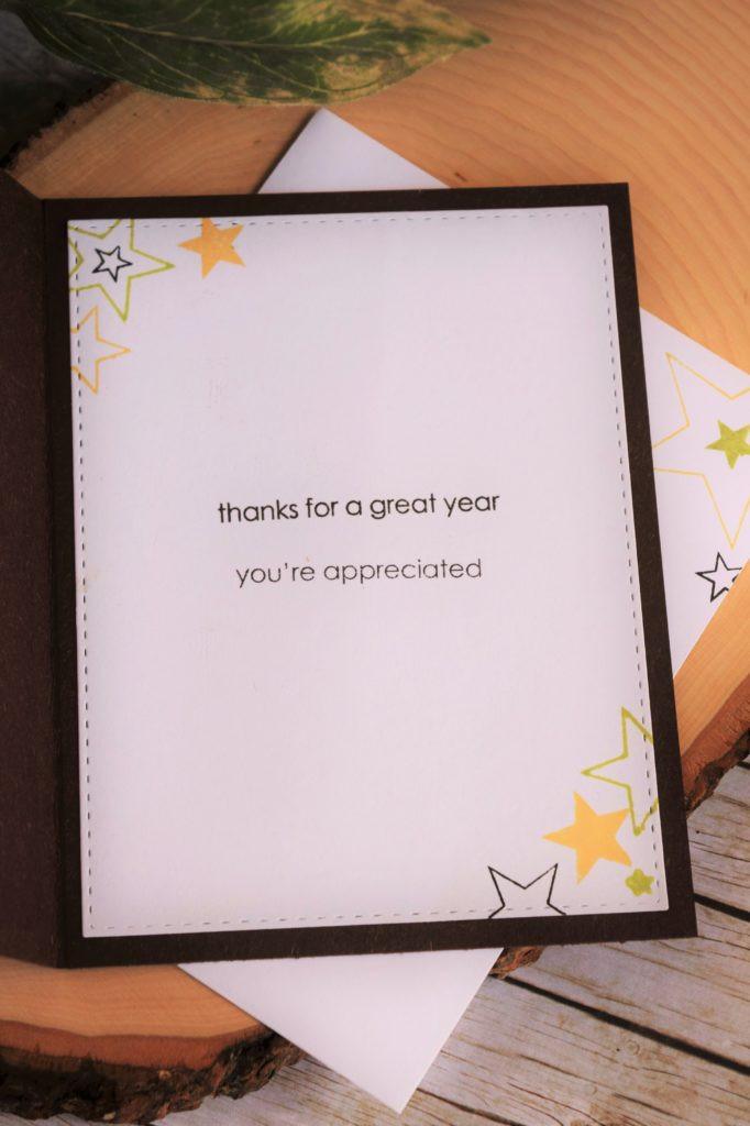 teacher appreciation cards - Sports / PE teacher