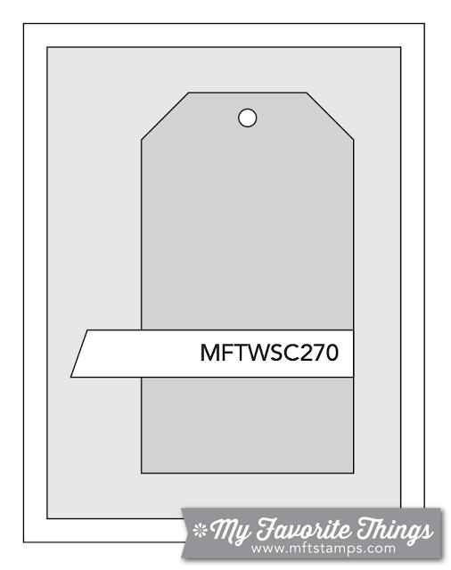 MFT Card Challenge Sketch 270