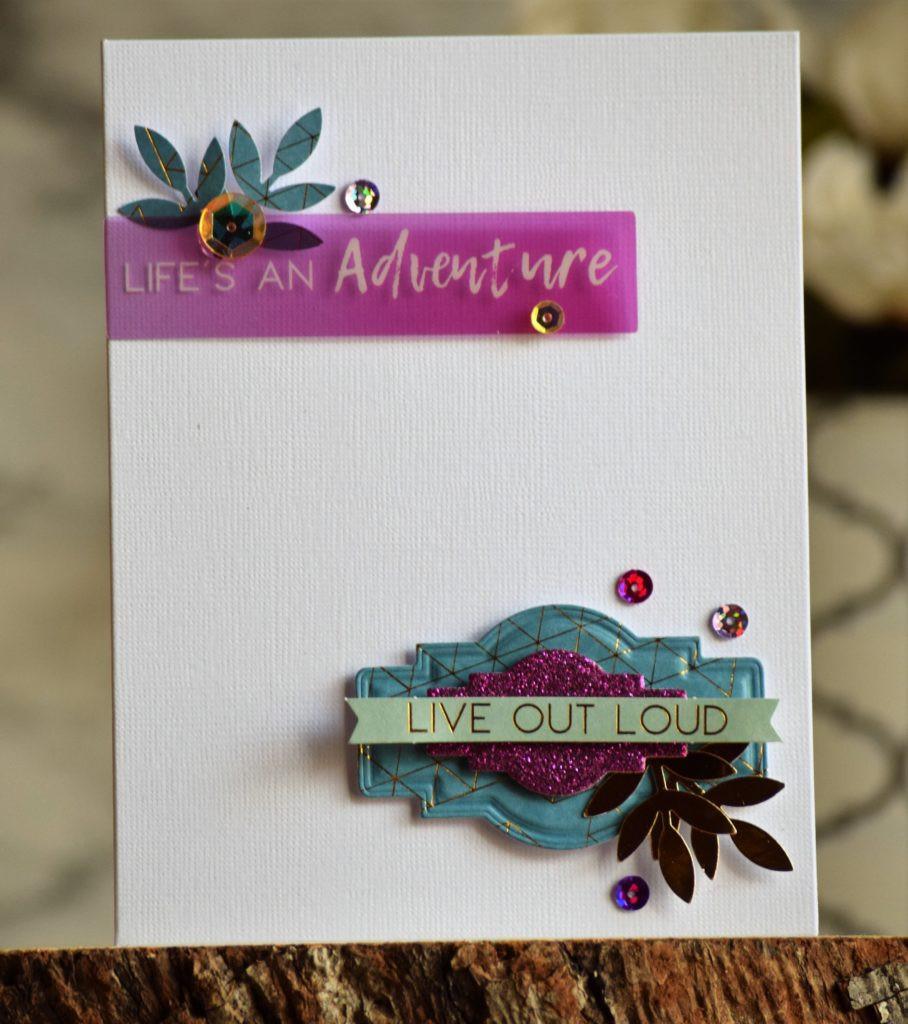 Spellbinders November kit - card inspiration 3
