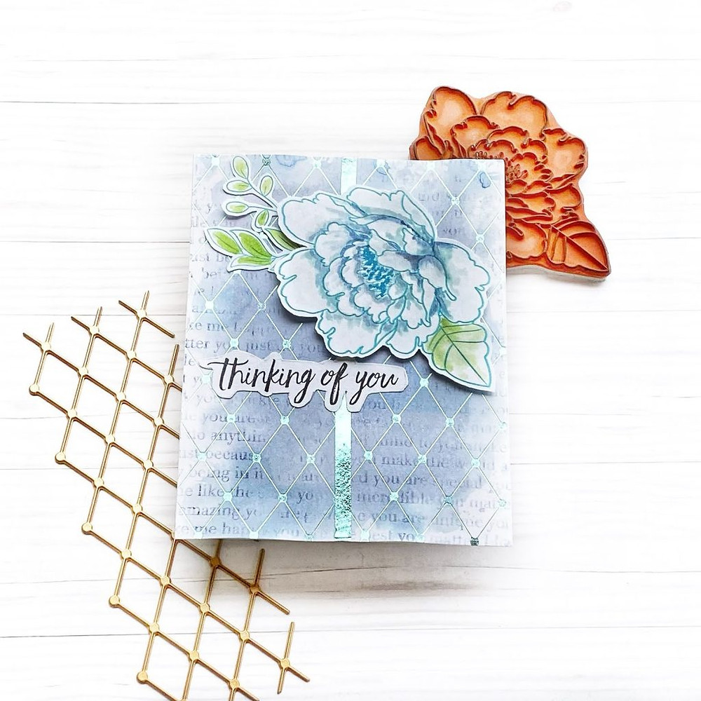 Spellbinders | Delicate Impressions collection by Becca Feeken| Glimmer cards