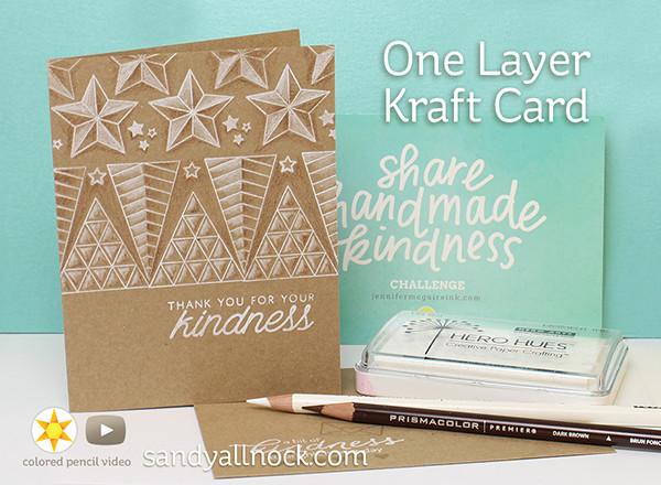 Sandy-Allnock-One-Layer-Kraft-Card1