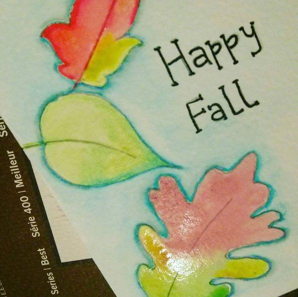 Watercolor Oct 2, 2015
