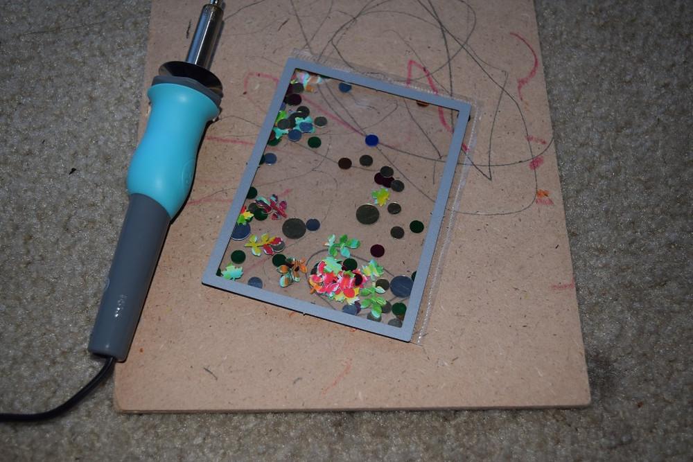 using fuse tool to create shaker