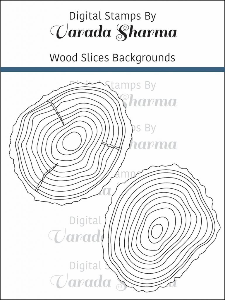 Wood Slices Backgrounds