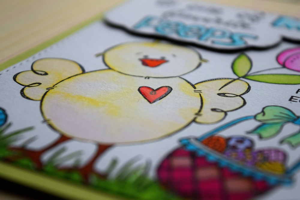 SSS March 2016 card kit watercolor cards