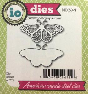 Fancy Butterfly Die