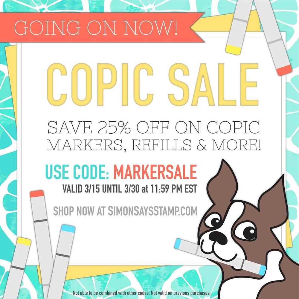 SSS Copic Sale