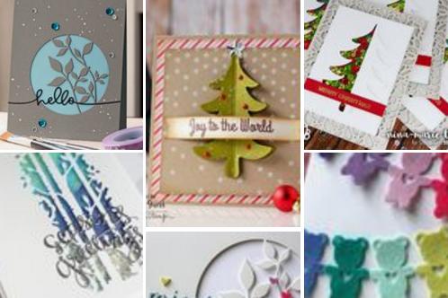 Pinterest board - inspiration-sss-diecember-2016