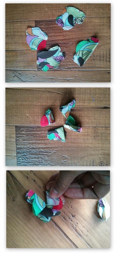 Hair accessories petals1