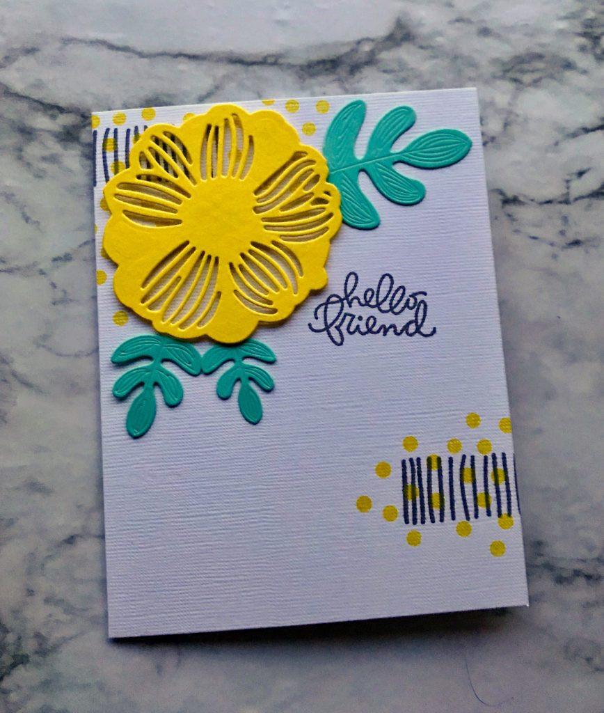 Hello Friend - enhancing backgrounds