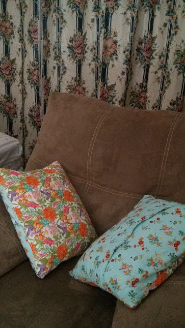 double sided pillow covers