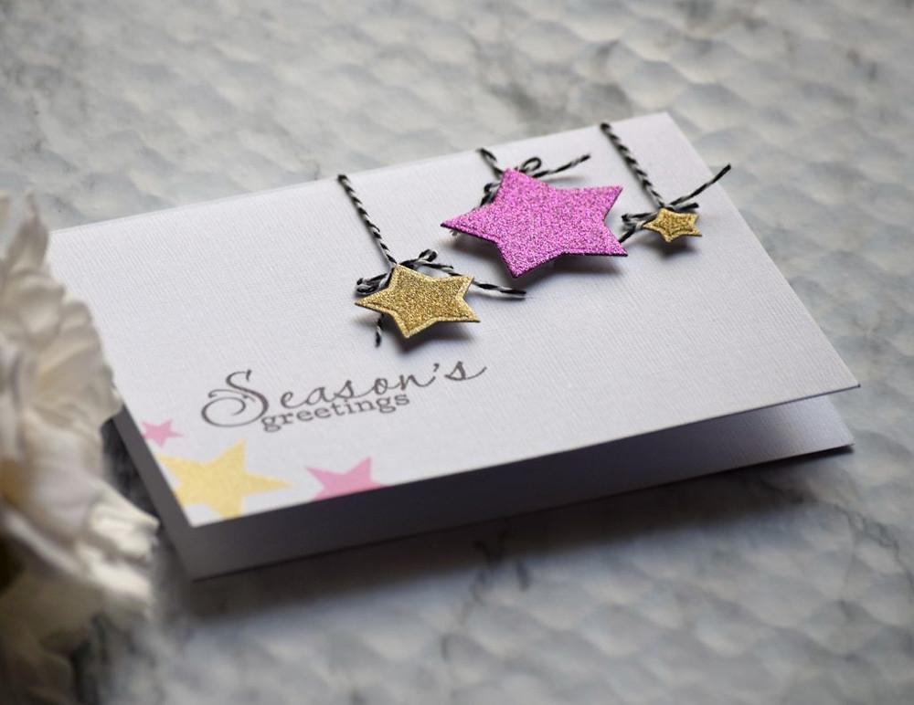 Spellbinders November Kit + Simon Says Stamp - Card Inspiration 4