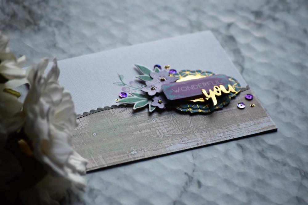 Spellbinders November kit - card inspiration 4