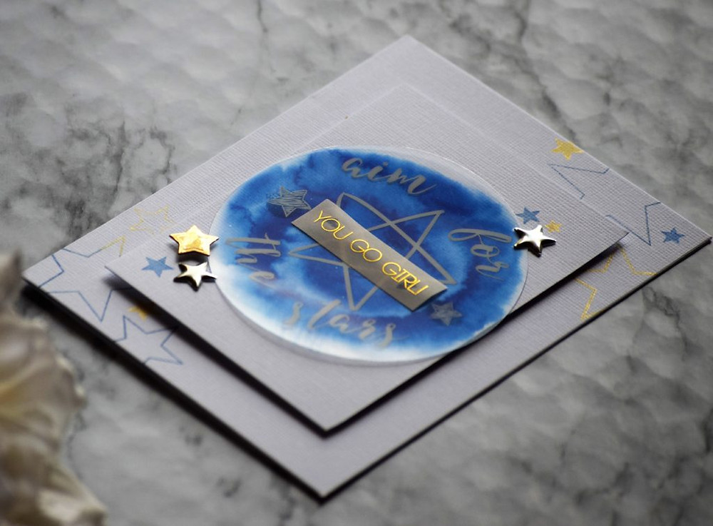 Spellbinders November Kit + Simon Says Stamp - Card Inspiration 2