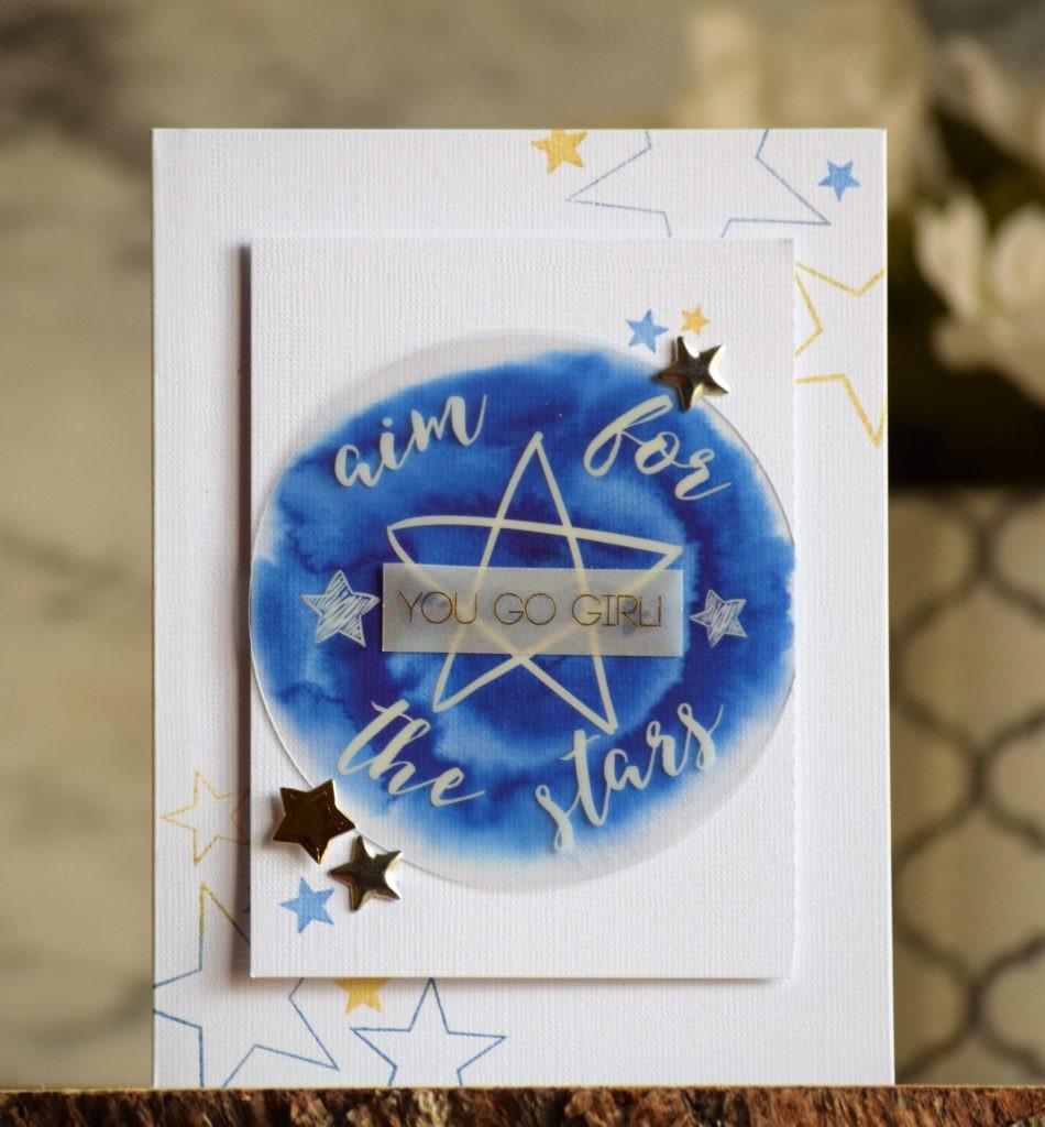 Spellbinders November Kit + Simon Says Stamp - Card Inspiration
