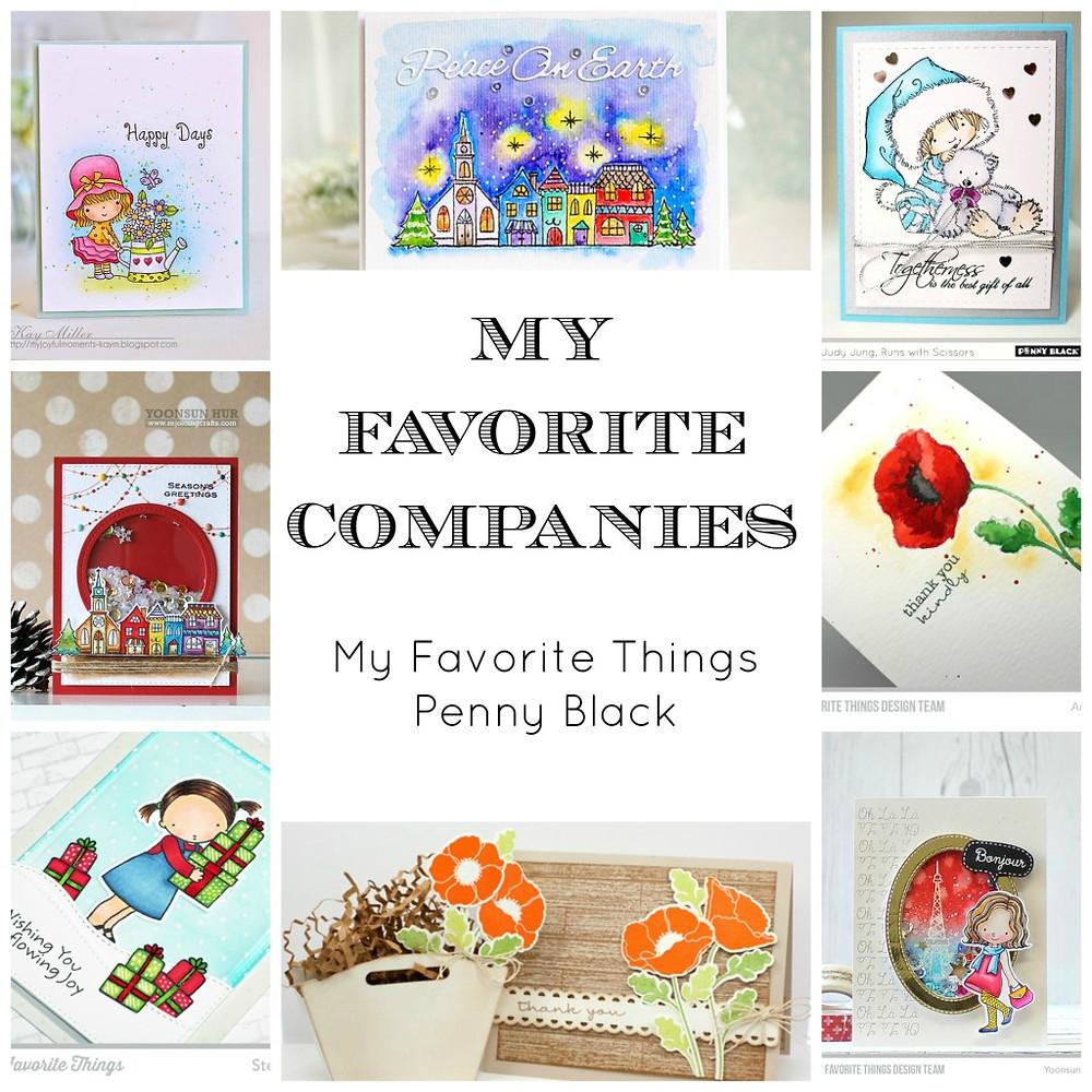my favorite companies 4-