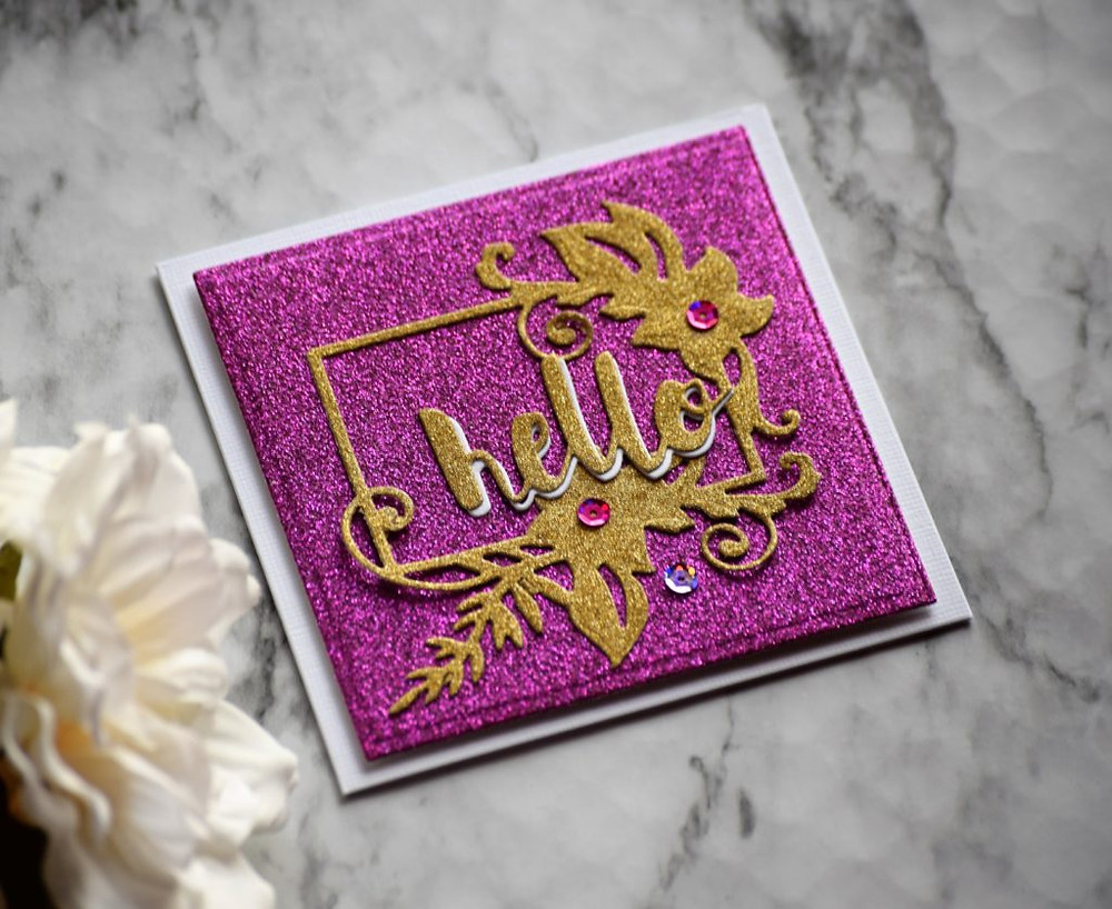 Spellbinders November Kit + Simon Says Stamp - Card Inspiration 5