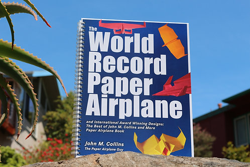 World Record Paper Airplane and International Award Winners