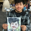 """Thumbnail: Color Traditional Caricature - 8 1/2"""" x 11"""""""