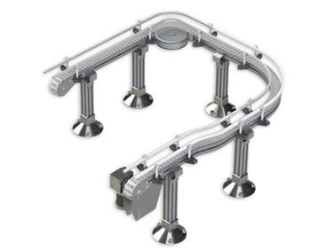 Flextrac Series Plastic Chain Conveyors