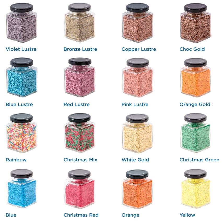 Sprinkles-Range