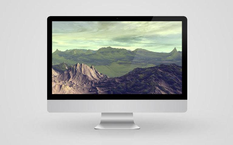 Cinema Display iMac