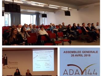 Assemblée Générale de l'ADAVI 44