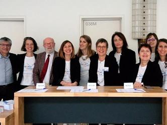 A l'occasion de la Journée Européenne des Victimes, l'association a organisé des portes ouve