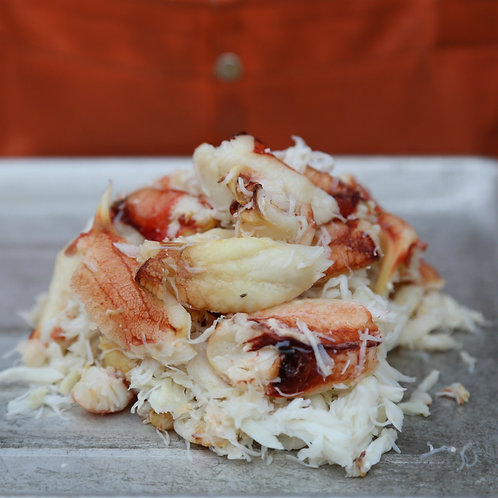Dungeness Crabmeat