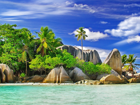 Imagine you live & work in a paradise