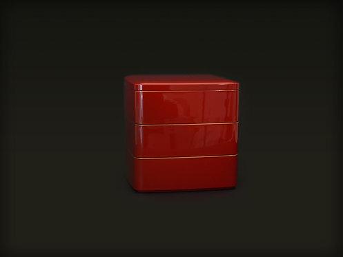Yamanaka Box Red