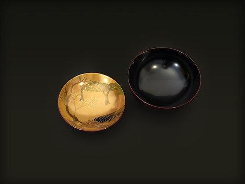 Lacquerware Makie