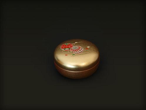 Gold Leaf Lacquerware