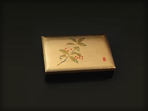 Gold Leaf Orgel Lacquerware