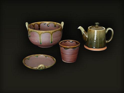 Arita-Yaki Tea Set