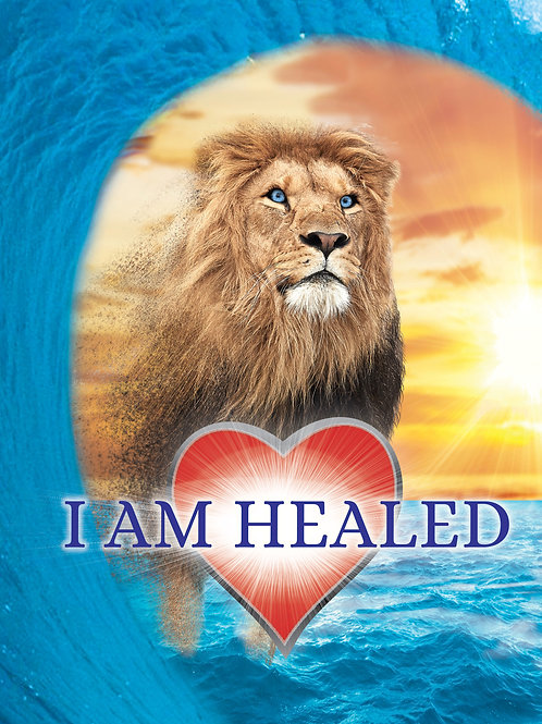 Empowerment Poster - I Am Healed