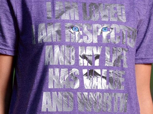 Purple Empowerment T-Shirt