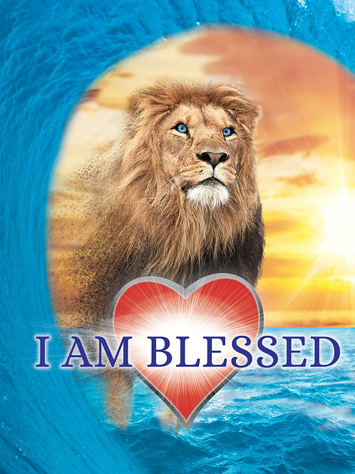 Empowerment Poster - I Am Blessed