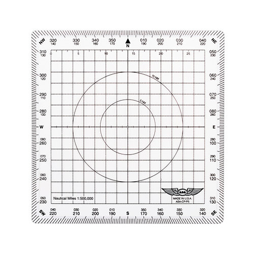 International Square Chart Plotter