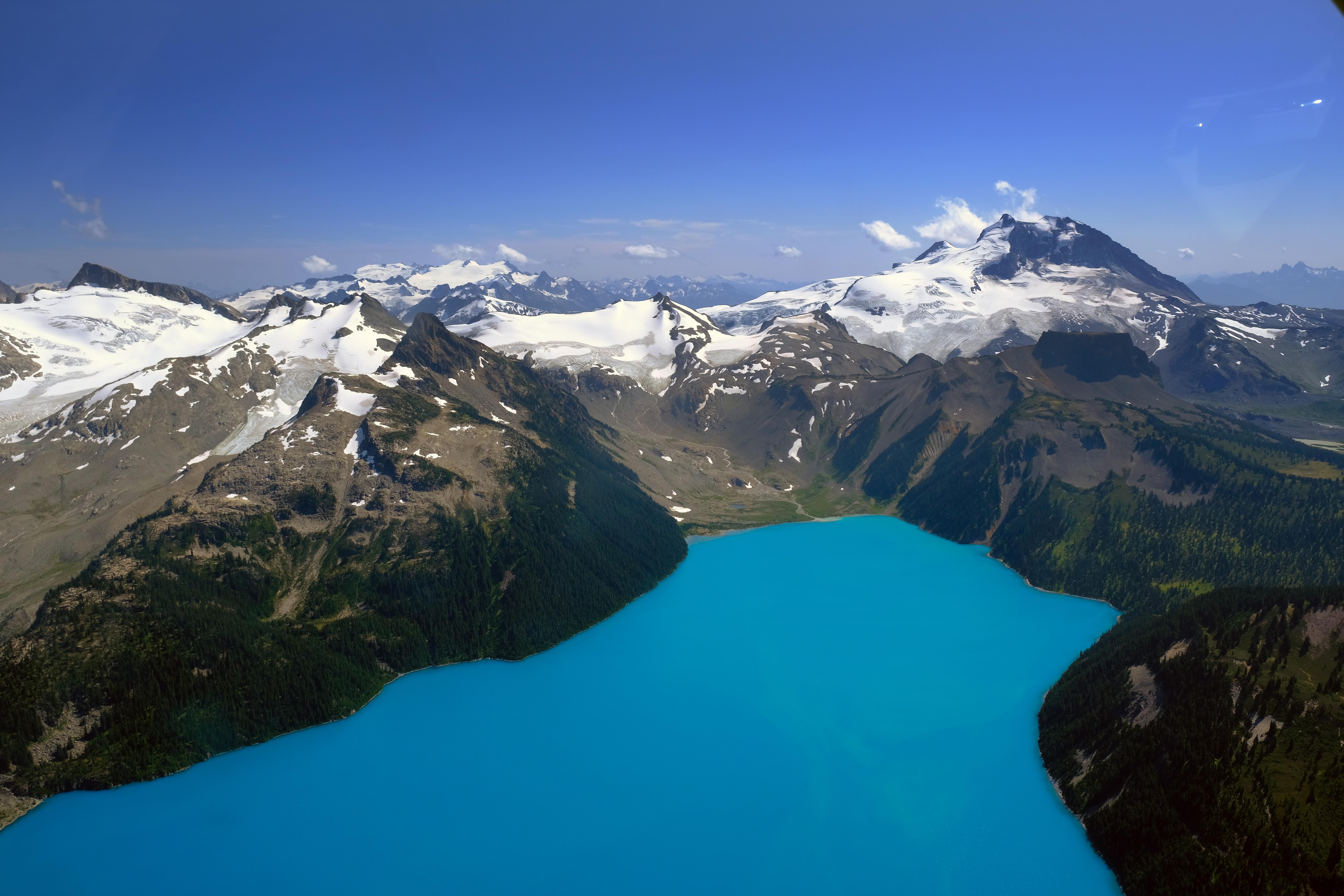 The Alpinist Flight