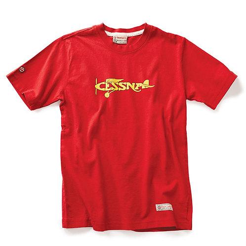 Red Canoe Cessna T-Shirt |