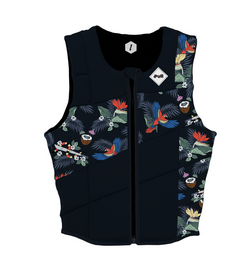 Humanoid Scallywag Vest Black