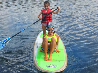 Mother's Day Paddleboarding on Lake Ivanhoe Special