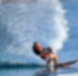 water ski, slalom ski, water skier, water skiing, waterski, slalom waterski