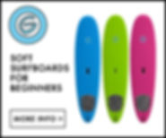 soft board surf gnarloo beginner surfboard soft paddleboard orlando