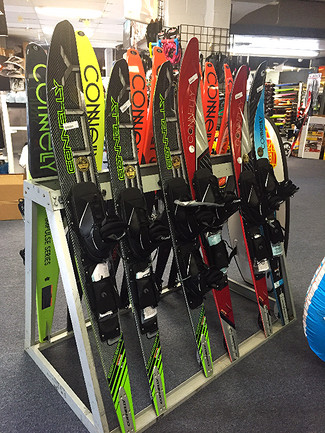 Complete New Line of Connelly Waterski's, Wakeboard's, and Tubes Now in Stock!
