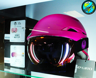 Protect Your Head with Giro Helmets and Dragon Goggles